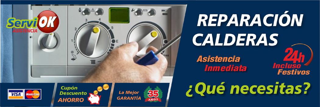 Calefaccion ServiOk Reparacion de Calderas